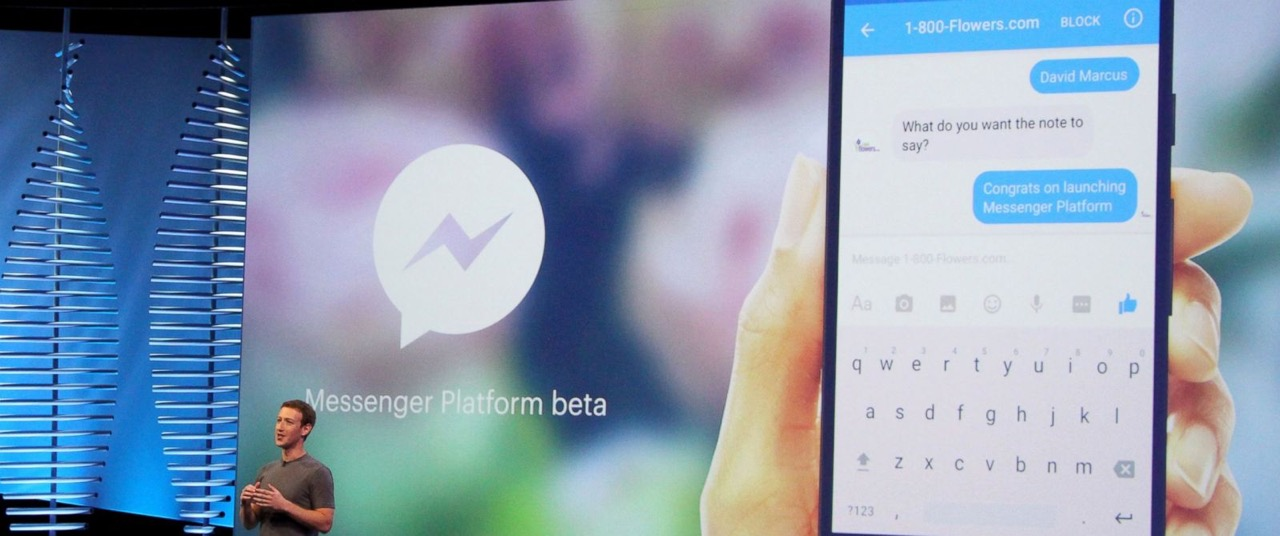 Презентация Messenger Platform Beta