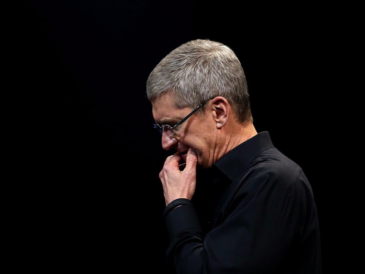 СЕО компании Apple Тим Кук