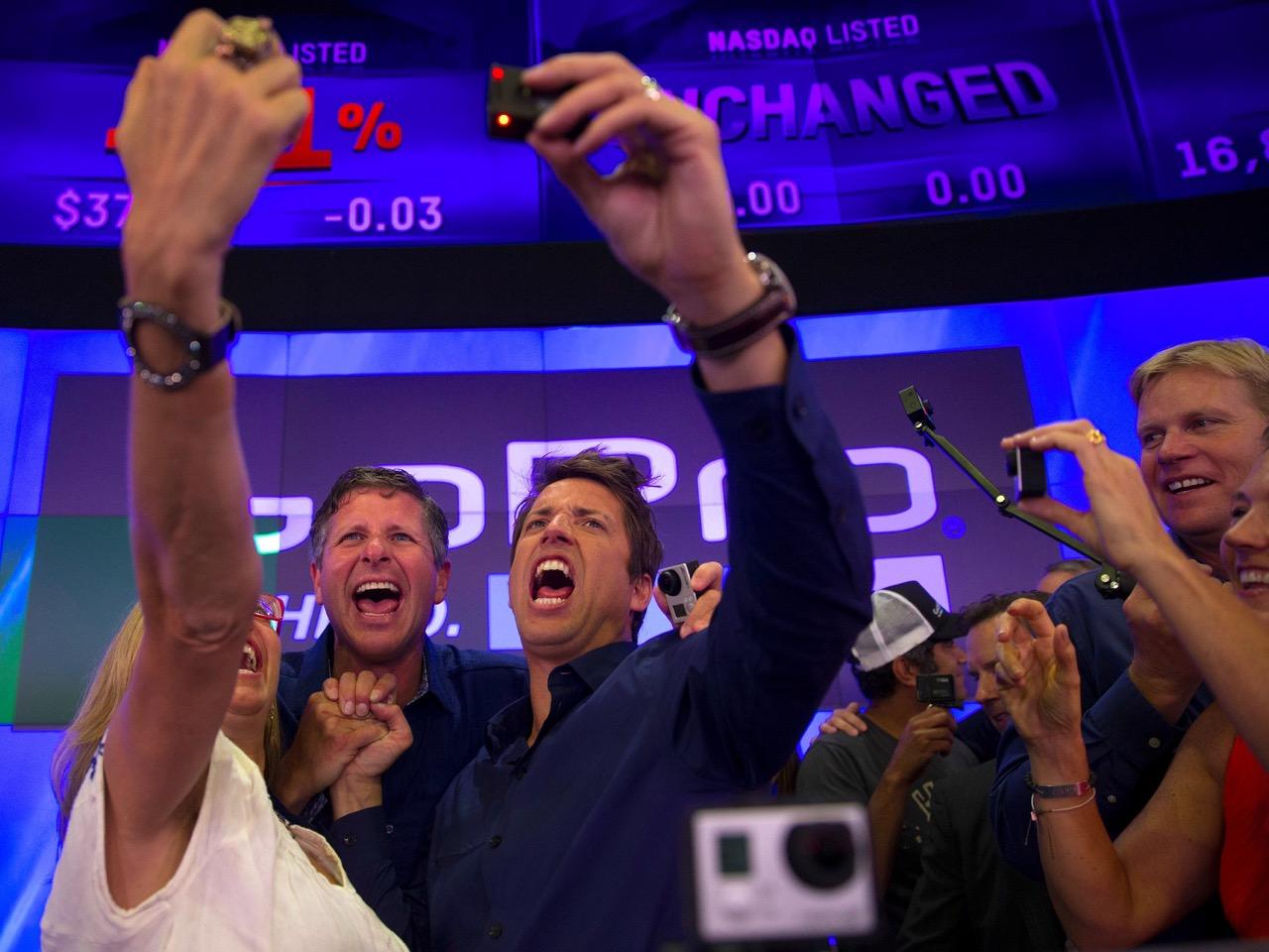 Старейший дизайнер компании покинул ряды Apple, чтобы продолжить карьеру в GoPro