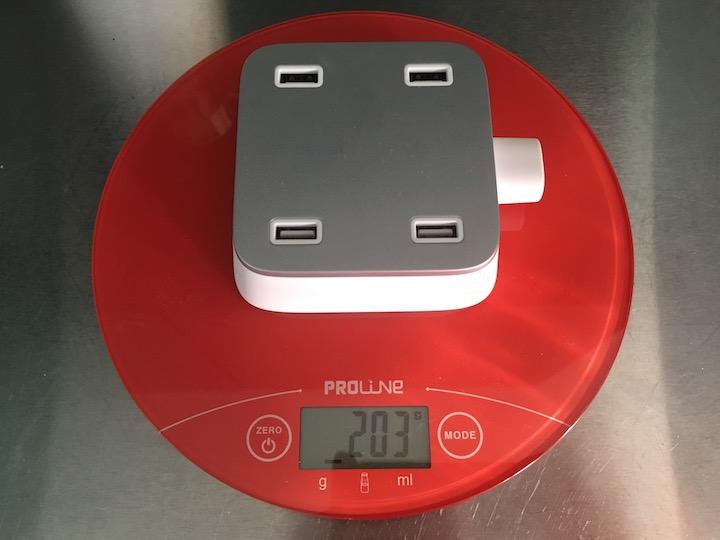 Belkin Family Rockstar вес без кабеля